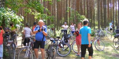 Wycieczka rowerowa do Siewierza
