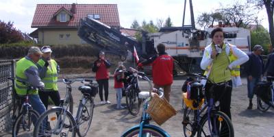 Wycieczka rowerowa do rezerwatu rododendronów