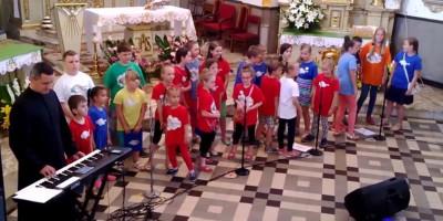 Koncert Małej Armii Jezusa