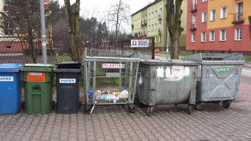 Nowy harmonogram wywozu odpadów komunalnych