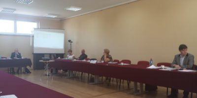 Posiedzenie połączonych komisji