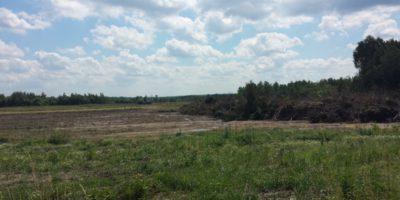Ruszyła budowa autostrady A1 w naszej gminie