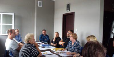 Posiedzenie Komisji Budżetu