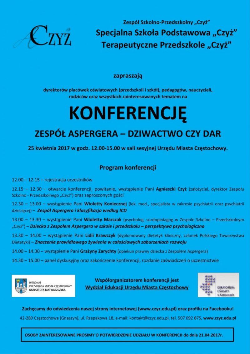 Konferencja w Częstochowie
