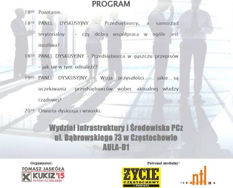 Forum Przedsiębiorców w Częstochowie