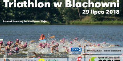 Triathlon w Blachowni – najdroższa impreza w powiecie