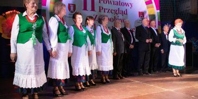 Blachownianki i Blachownianie na II Powiatowym Przeglądzie Zespołów Folklorystycznych – wideo
