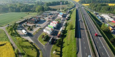 W 2022 roku powstaną dwa MOP na A1 w gminie Blachownia