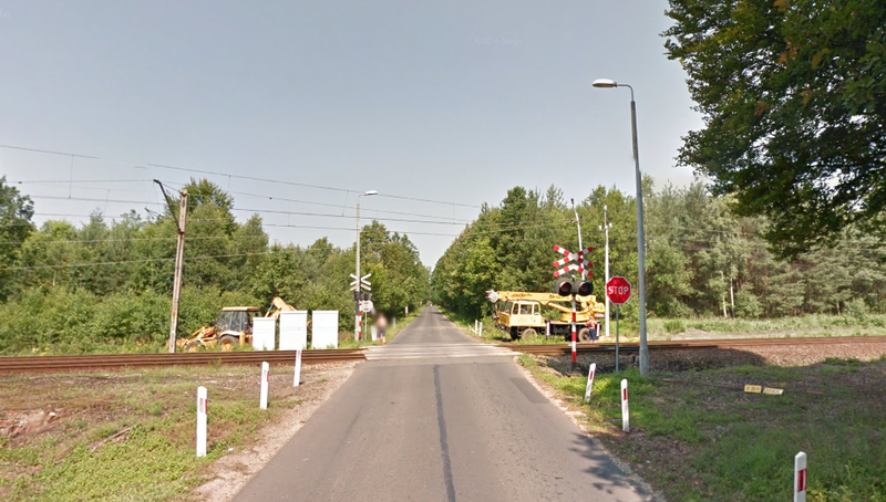 Przejazd kolejowy przy Cisiańskiej będzie ponownie zamknięty
