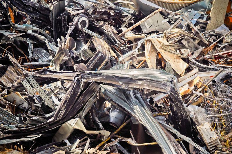 """Będą przetwarzać odpady z metali w centrum """"zielonej Blachowni"""" – ok 100. samochodów ciężarowych miesięcznie"""