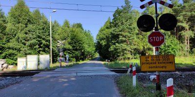 Przejazd kolejowy na Cisiańskiej będzie kolejny raz zamknięty