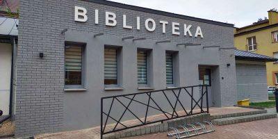 Zakończył się remont biblioteki za blisko 0,5 mln zł